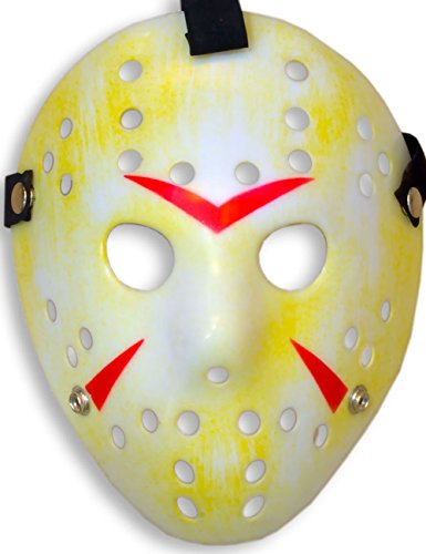 HomeTools.eu® - Halloween Maske | Kostüm Horror Hockey -