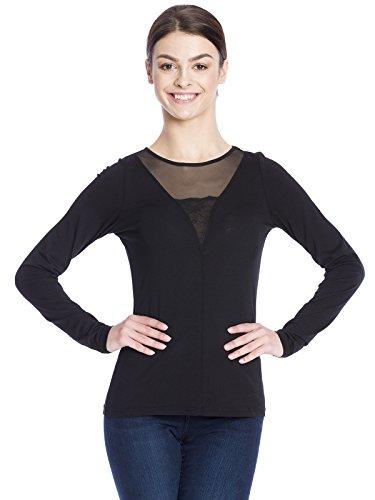 Vive Maria 33397, T-Shirt Donna, Nero (Black Black), XS (Taglia Produttore: XS)