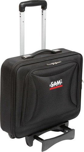 SAM Outillage BAG-3 - Valigia in tessuto con trolley, 440 mm