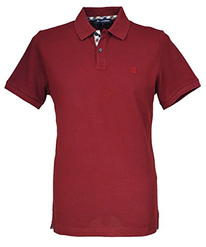 aquascutum-polo-homme-rouge-ox-blood-rouge-x-large