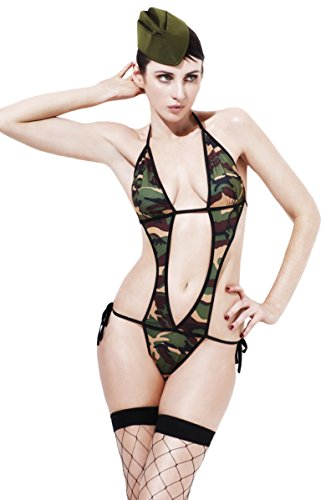 Fever Women's Army Set, Camo, ()