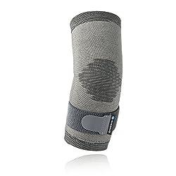 Rehband Bandage Active Line Ellenbogen Grau, S/M
