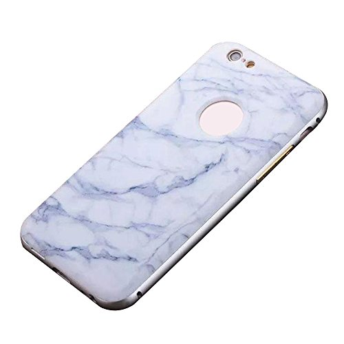 "Métal Bumper Cover + PC Back Case Coque pour Apple iPhone 6 Plus / 6S Plus 5.5"" - Yihya Luxe Hybrid Metal Bumper Frame Cover Ultra Slim Grain de bois Hard Back Case Skin Shell--Style 03 Style 01"