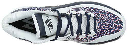 Basket Azul Escarl Marino ftwbla Uomo Maruni 2 Rojo J Sport Multicolore Da Adidas Blanco Parete Scarpe YAv6q6