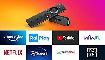 Fire TV Stick con telecomando vocale Alexa | Lettore multimediale