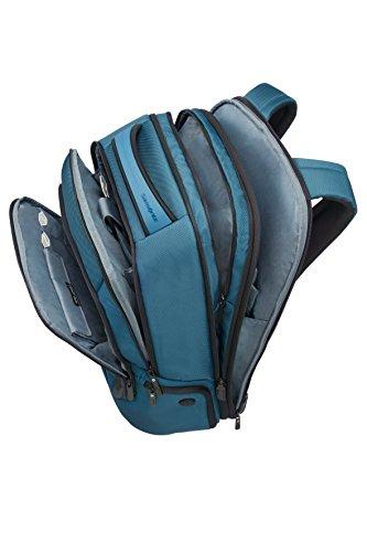 Imagen de samsonite cityscape tech lp  tipo casual expansible, 46 cm, 30 l, color azul petrol blue  alternativa