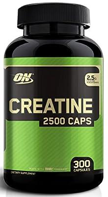 Optimum Creatine 2500 300 Caps - Muscle Growth Strength from OPTIMUM NUTRITION