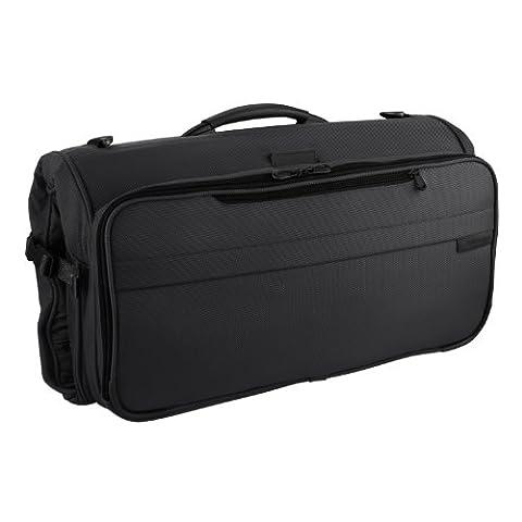 Baseline Compact Garment Bag, 55cm, 38.9 litres, Black