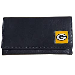 NFL Green Bay Packers Women's Leather Wallet