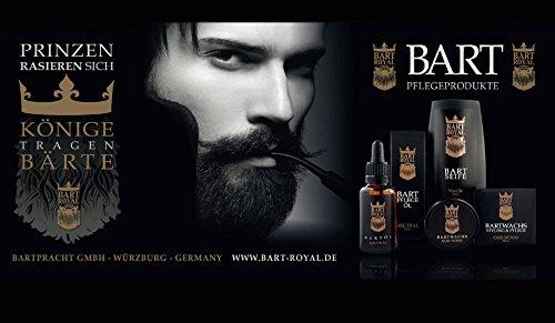 Bart Royal Bartwachs Vanille, für Pflege des Bartes Abbildung 2