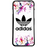 Funda carcasa para móvil logotipo adidas flores logo compatible con Samsung Galaxy j5 (2016)