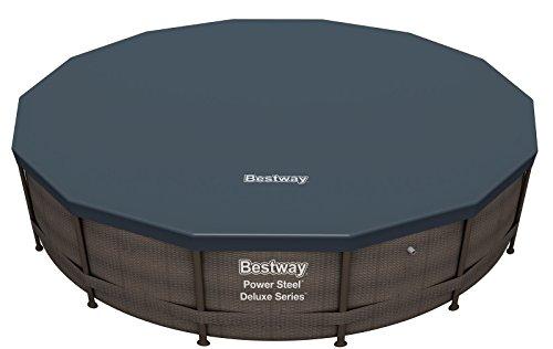 Bestway – Power Steel Frame Pool Deluxe Komplettset - 7