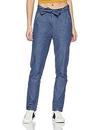Symbol Amazon Brand Women's Cropped Pants