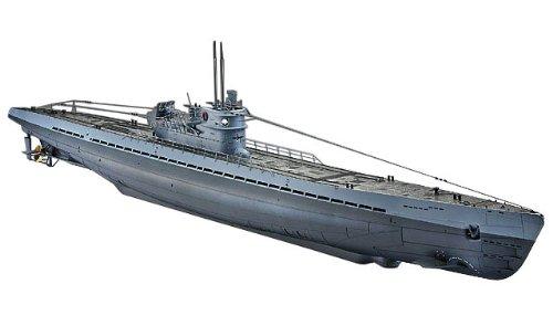 revell-05114-u-boot-tipo-9-c-u505-kit-di-modello-in-plastica-scala-172