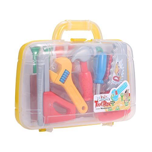 Walmeck- Tool Box Kit Spielset mit Tragetasche