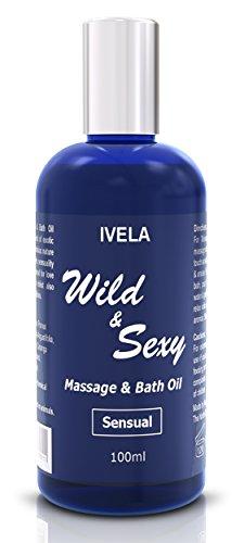 Wild & Sexy sensuale & erotico set olio da massaggio xx con...