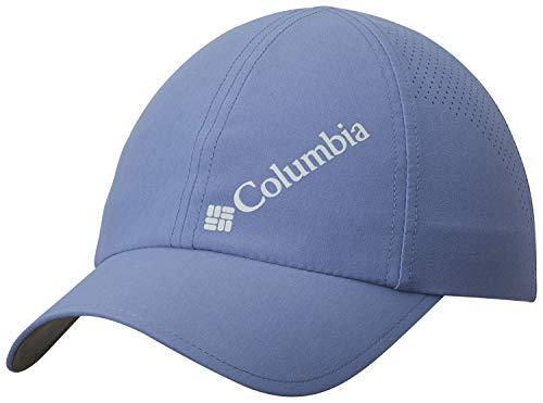 Columbia Silver Ridge III Ball Cap Schirmmütze, Blau (Blue Dusk), Einheitsgröße Sony Zip