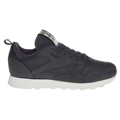 Reebok Classic Leather Donna Sneaker Grigio Grigio