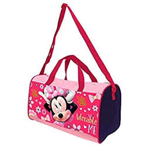 Disney Minnie Mouse AS015/AST1136 - Bolsa de Deporte Infantil, 38 cm