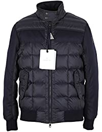 MONCLER CL Blue Aramis Quilted Down Jacket Coat Size 1 / S / 46/36 U.S.