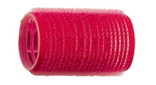 Comair Haftwickler 36 mm, rot, 12er Beutel