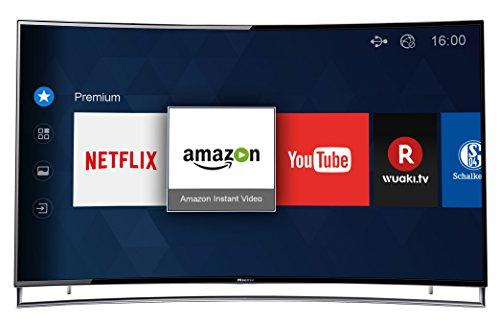 Hisense-LTDN65XT910-1712-cm-65-Zoll-Curved-Fernseher-Ultra-HD-Triple-Tuner-DVB-T2-HD-Smart-TV