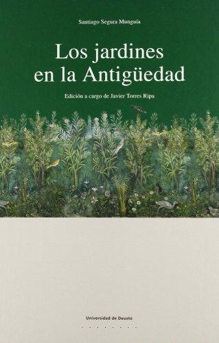 Los jardines en la antigüedad (Letras)