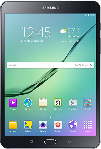 Samsung SM-T719NZKEXEO Tablet Android 5.0, 20,3 cm (8 Zoll) schwarz - X Android-tablet 1536 2048