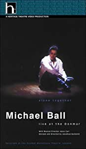 Michael Ball - Alone Together - Live At The Donmar [2001] [VHS]