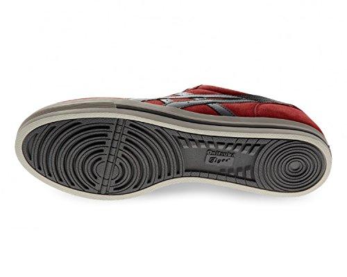 Onitsuka Tiger, Sneaker uomo bordeaux-grigio