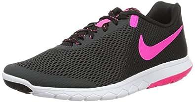 Womens WMNS Flex Experience Rn 5 Gymnastics Shoes, Black Nike