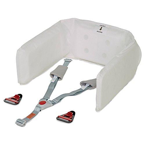 Inglesina A090HB350 Carrycot Kit Auto 3P per Culla, Bianco