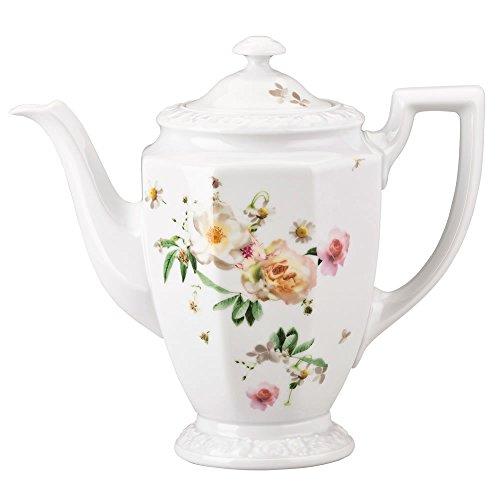 Rosenthal 10430-407165-14030 Maria Pink Rose Kaffeekanne 6 Personen 1,08 L