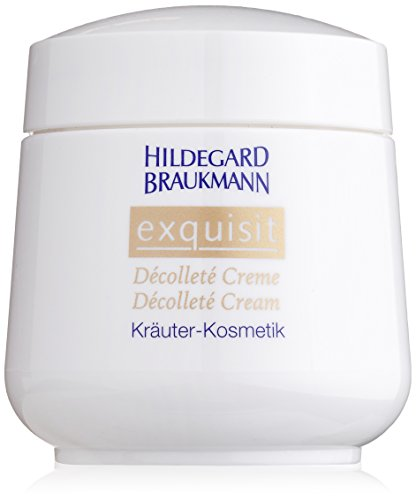 Hildegard Braukmann Exquisit femme / donna, crema Decollete, 1er Pack (1 x 50 ml)