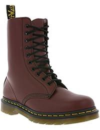 Dr. Martens 1490 Smooth 59 Last Unisex-Erwachsene Combat Boots
