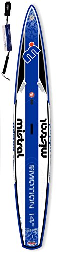 Mistral Emotion 14'0 Standup Paddel Board aufblasbar inkl. SUPwave.de Coil-Leash, Stand up Paddle Board iSUP