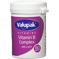Valupak Vitamins Vitamin B Complex 60 Tablets