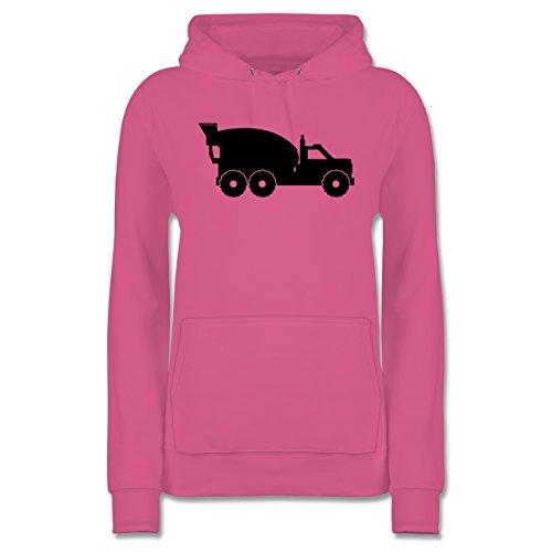 andere-fahrzeuge-betonmischer-s-rosa-jh001f-damen-premium-kapuzenpullover-hoodie