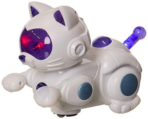 JUINSA–Katze Roboter mit Licht und Sound (96094.0)