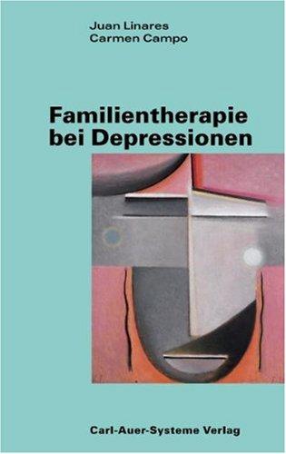 Cover »Familientherapie bei Depressionen«