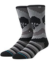 Stance Till Death Socks chaussettes Grey