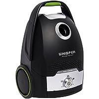 H.Koenig AXO6 - Aspirador trineo Silencioso, con bolsa AAA, 66 dB,