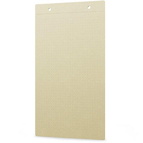 lenovo-zg38-c01319-yoga-portable-pad-5-blocs-de-rechange-x-75-feuilles-de-papier-noir
