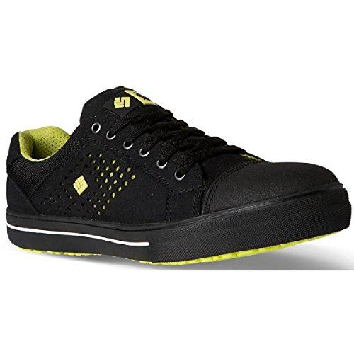 2work4 Sicherheitsschuh Cheetah Halbschuh S1P Sneaker