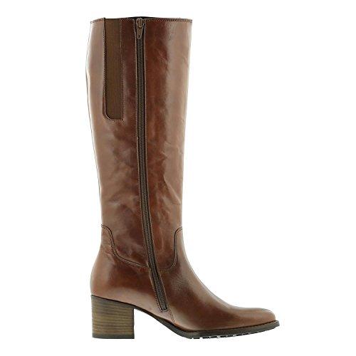 Gabor Shoes 51.699 Damen Langschaft Stiefel Tan