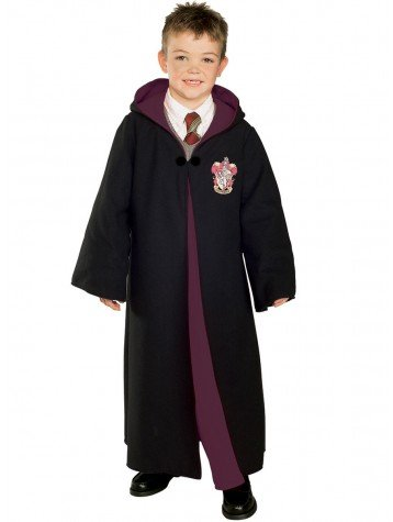 Tunique Gryffondor deluxe Harry Potter enfant