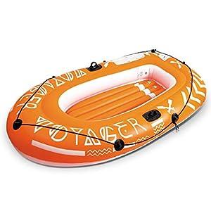 Mondo Toys- Barca Hinchable para Playa O Piscina Voyager 200, (MD-16735)