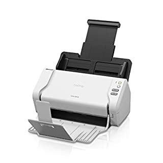 Brother ADS-2200 Document Scanner, PC Connected, Desktop