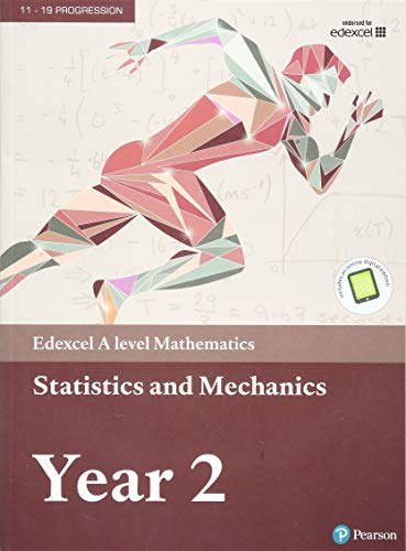 Used, Edexcel A level Mathematics Statistics & Mechanics for sale  Delivered anywhere in UK