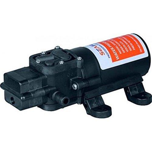 Automatische Druckwasserpumpe 3,8 Liter / Druck: 35 PSI / 2,4 bar